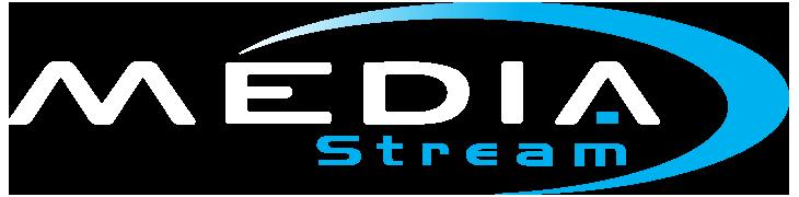 Media Stream Inc. Retina Logo